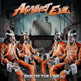 """Ο δίσκος των Against Evil """"End of the Line"""""""