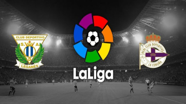 Leganes vs Deportivo La Coruna Highlights