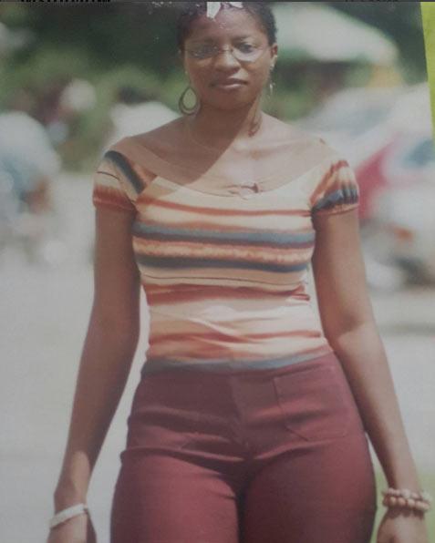 Nollywood actress Anita Joseph before fame