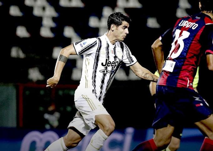Serie A: la Juventus si ferma a Crotone