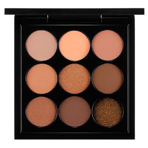 Kit de Maquiagem MAC Eye Shadow X9 Amber Times Nine