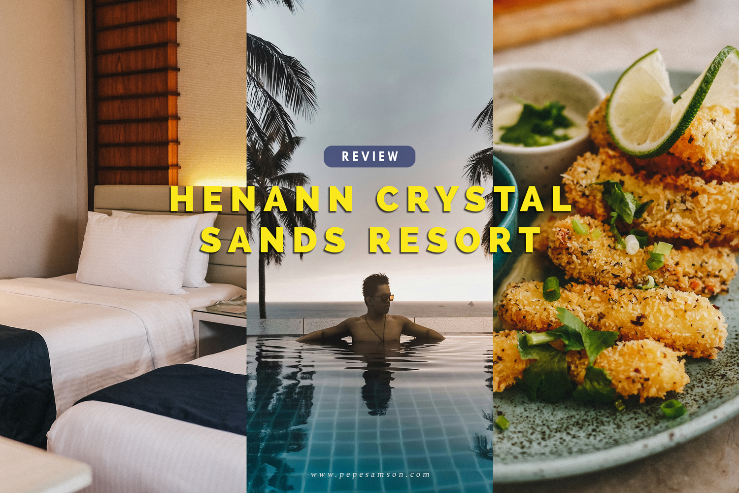 Review: Henann Crystal Sands Resort Boracay