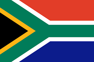 Flag of the new South Africa