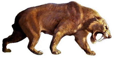 Amazing Facts and Information about Smilodon Tiger in Hindi