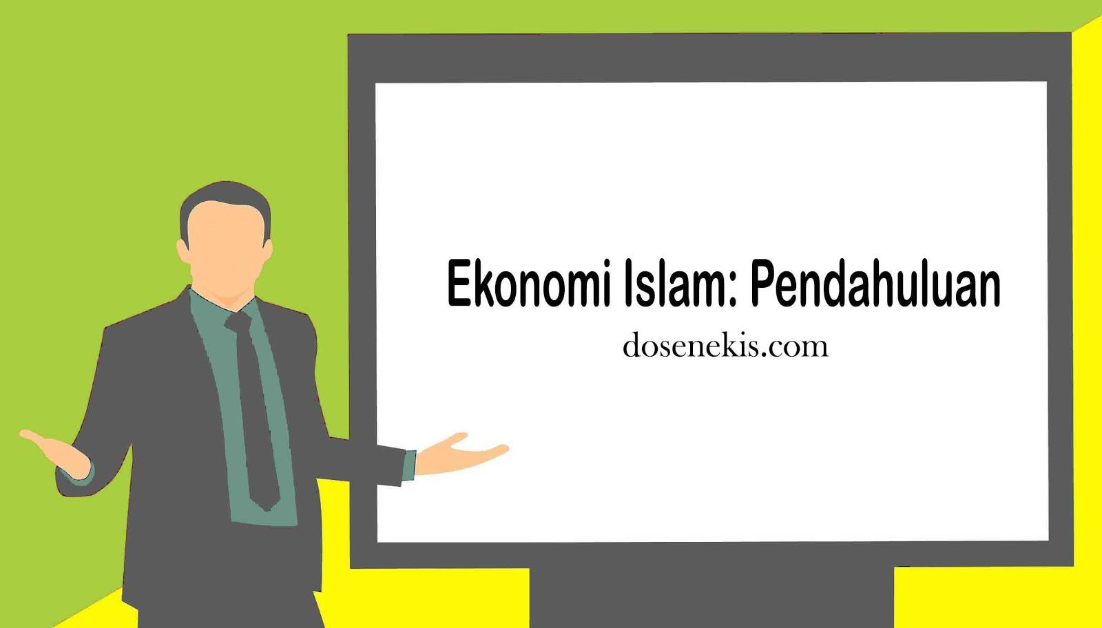 ekonomi-islam-pendahuluan