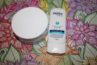 Nappa Peeling Cream & Quin Silk Hair Mask with Vitamins
