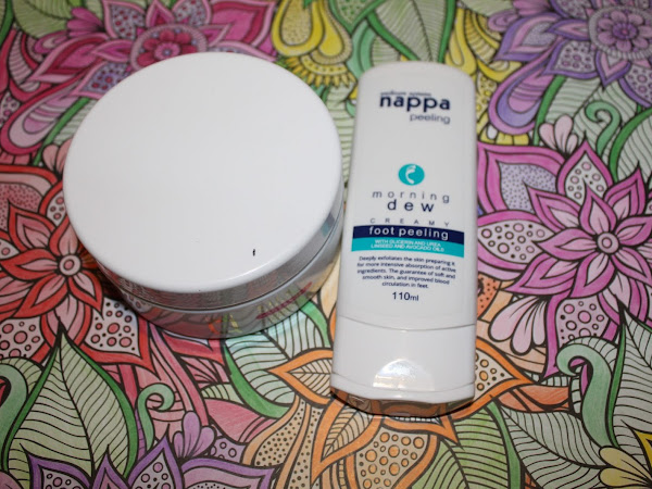 Nappa Peeling Cream & Quin Silk Hair Mask with Vitamins