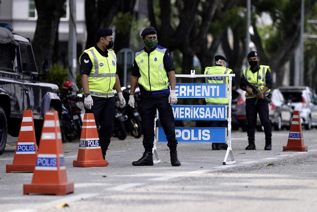 Lepas Kena Roadblock Baru Mengaku Hadiri Himpunan Tabligh - Minda ...