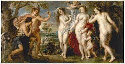 Antes del coronavirus, sucedía una historia en el Museo del Prado