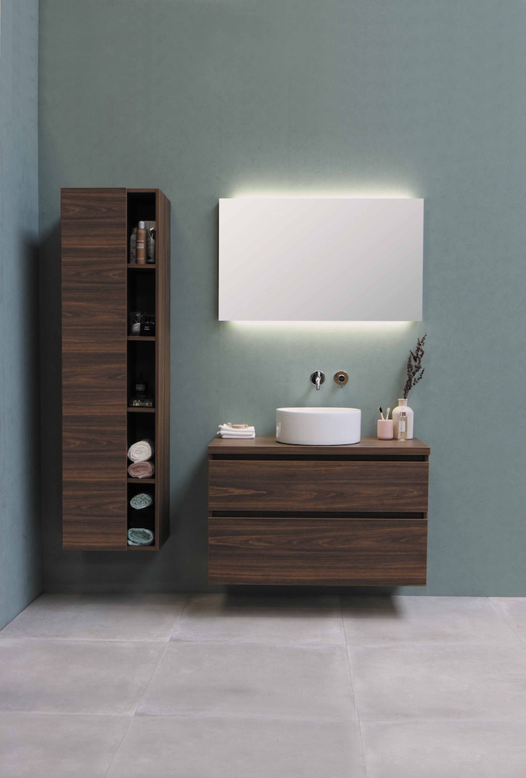 muebles para baños modernos