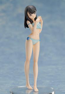 Yuzuki Shiraishi y Hinata Miyake en su Swimsuit Ver. de Freeing