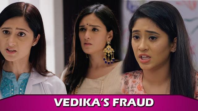 Mission EXPOSE : Dadi helps Naira in exposing Vedika's evil trap in Yeh Rishta Kya Kehlata Hai