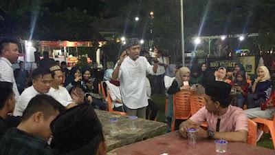 Rosim Nyerupa Pimpin Forum Muli Meghanai Lampung Tengah