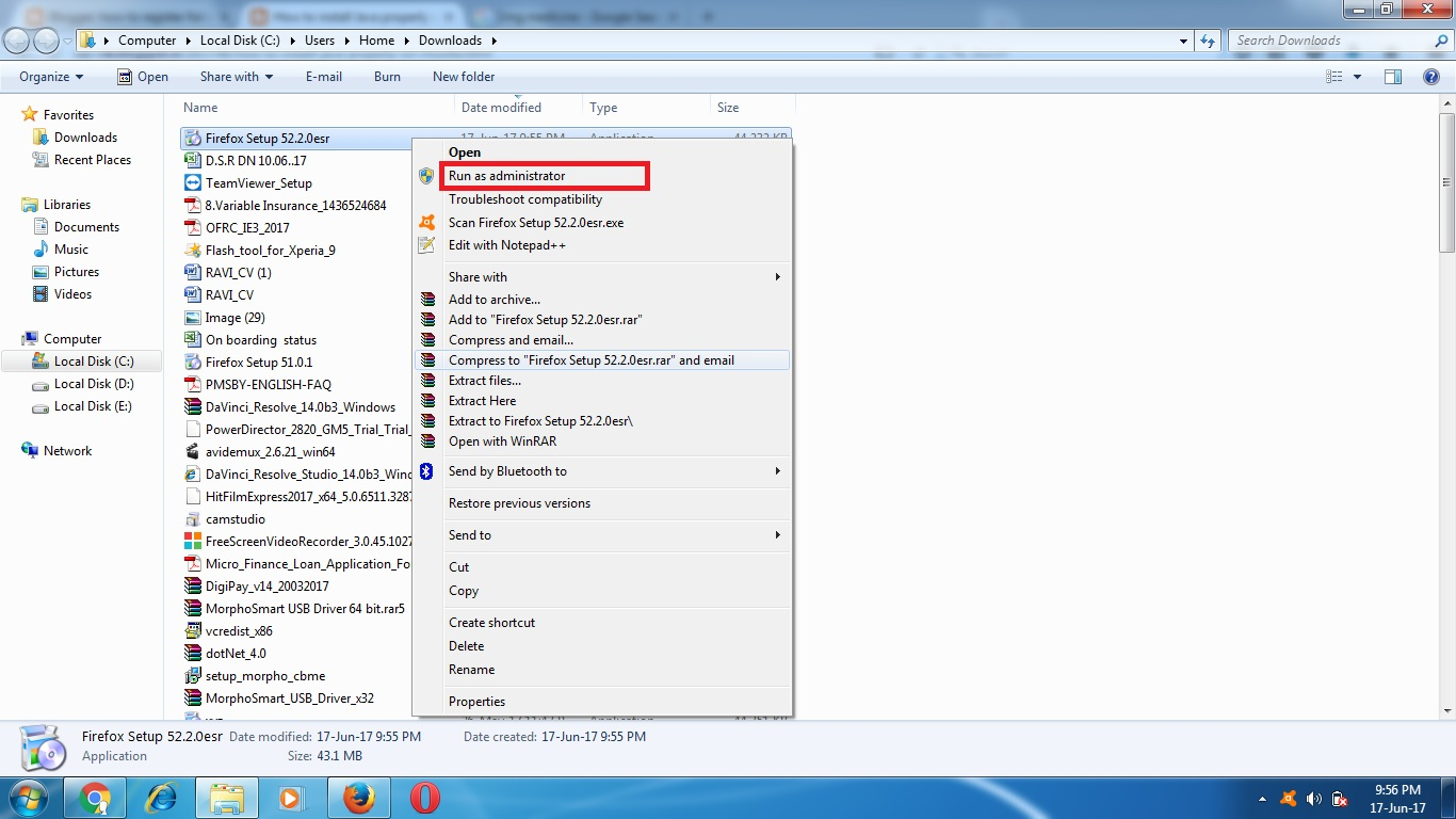 💋 Mozilla firefox esr 52 2 0 download   From where and how to