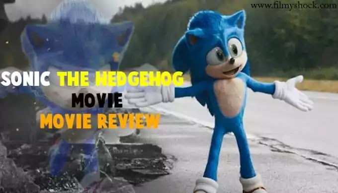 Sonic The Hedgehog Full Movie Download In Hindi 720P