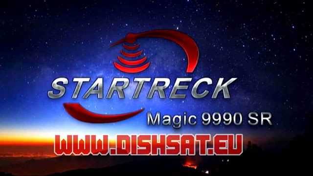 STAR TRECK MAGIC 9990 SR 1506T HD RECEIVER NEW SOFTWARE