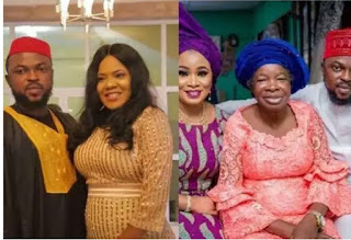 Trending: First Photos From Actress Toyin Abraham & Kolawole Ajeyemi's Introduction
