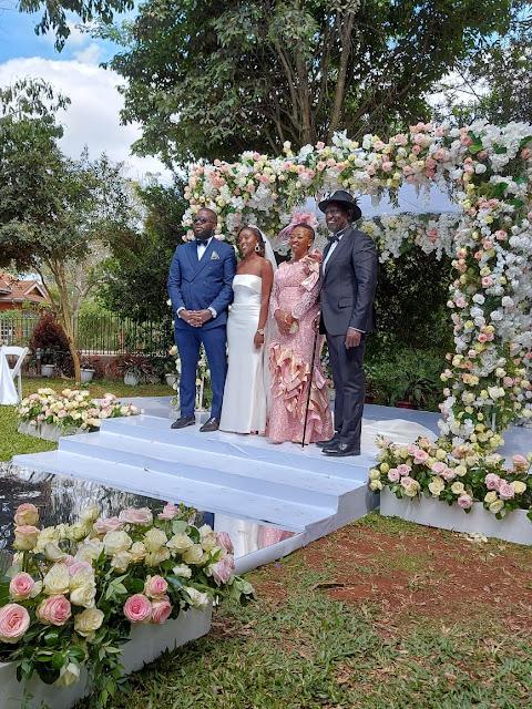 June Ruto wedding photos in Karen to Abuja NigeriaJune Ruto wedding photos in Karen to Abuja Nigeria
