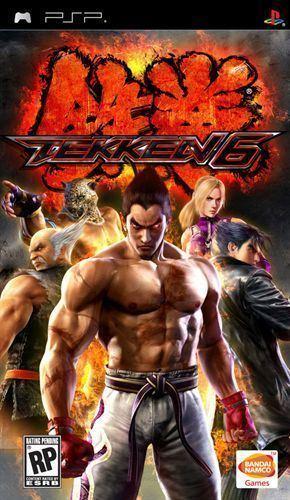 Tekken 6 Psp Oyun Full