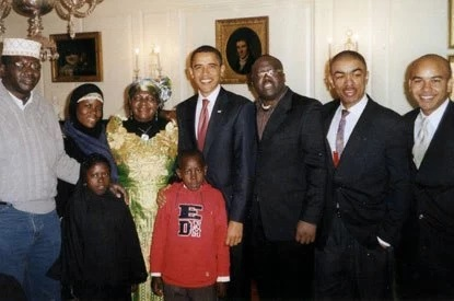Nigerian unveils film on Obama's roots