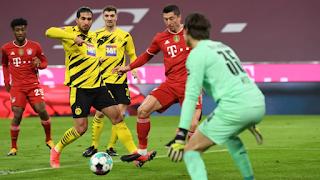 ملخص واهداف مباراة بايرن ميونخ وبوروسيا دورتموند (4-2) الدوري الالماني