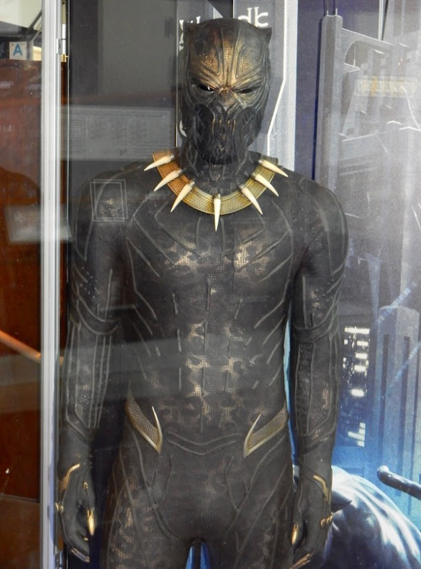 Erik Killmonger costume Black Panther