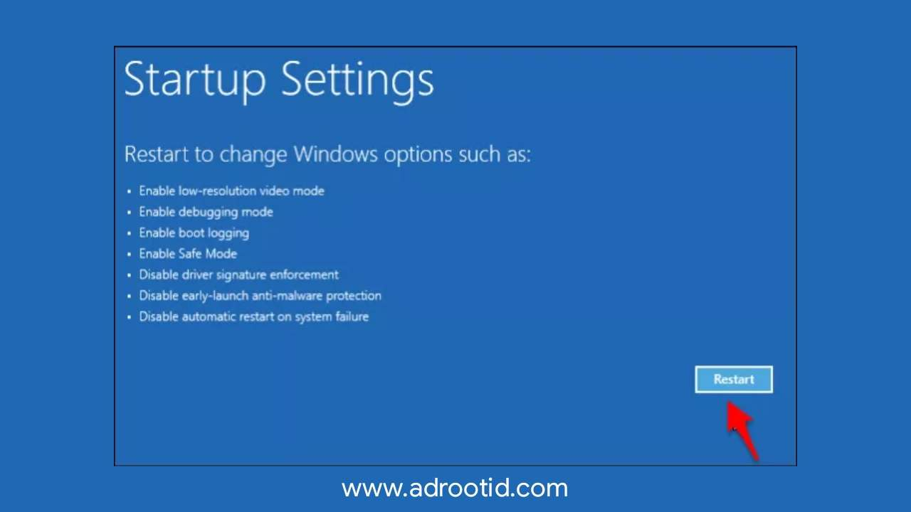 Tutorial Disable Windows Siganture Windows 10