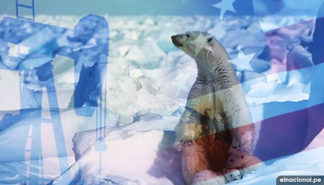 Estados Unidos aprueba extracción de petroleo en santuario natural en Alaska