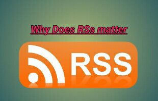 why does rss matter?