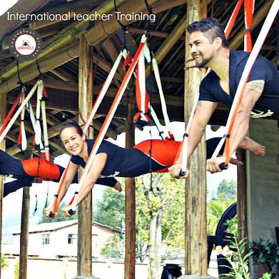 air yoga formacion
