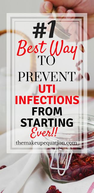 Stop UTI and vaginal infections from ever occurring in the first place by doing this one thing! This is my biggest and best secret for steering clear of these debilitating infections! #uti #urinarytract #sexualhealth #womenshealth #alternativehealth