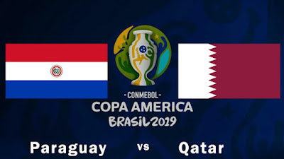 موعد مشاهدة مباراة قطر وباراجواي بث مباشر كوبا امريكا 2019