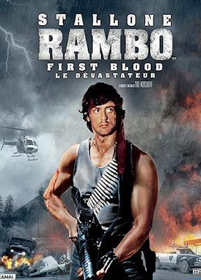 Rambo First Blood 1982 Dual Audio Hindi 720p BluRay 800MB
