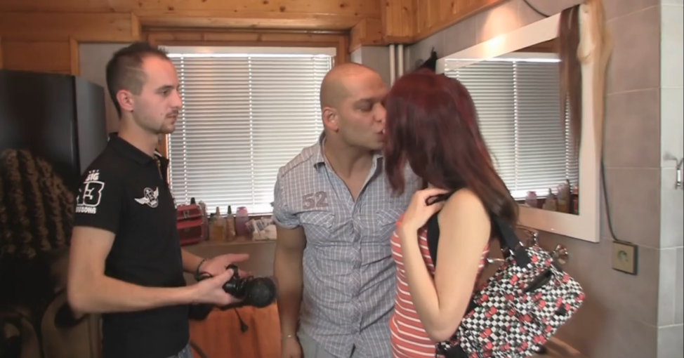 Xxx shades hot romanian gets cum covered in erotic bang 8