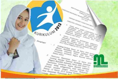 Melengkapi daftar madrasah pelaksana Kurikulum  SK Dirjen Pendis Madrasah Pelaksana K-13 Tahun 2017
