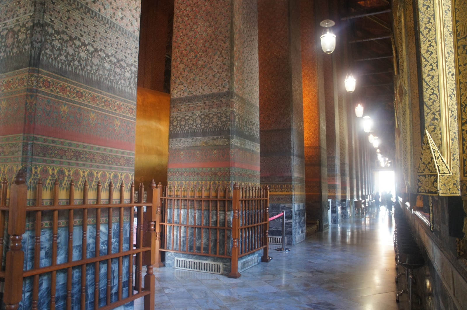 Temple of the Reclining Buddha Wat Pho Thailand Travel Guide