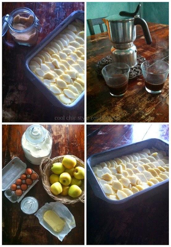 La torta di mele ricetta da Sigrid Verbert by Cool Chic Style Confidential