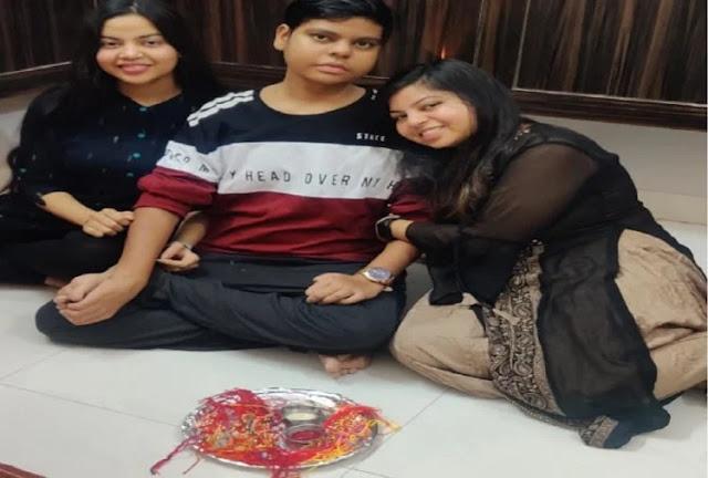 दो बहनों ने लिवर देकर बचाई भाई की जान, राखी बांधकर दिया रक्षा का वचन