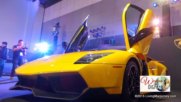 Lamborghini Murcielago via #WomanInDigital