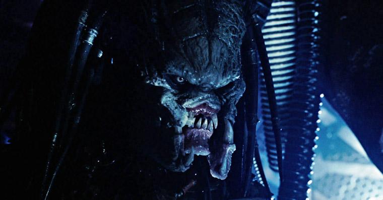 Der Predator ist mächtig sauer in AVP: REQUIEM (2007). Quelle: Fox Blu-ray