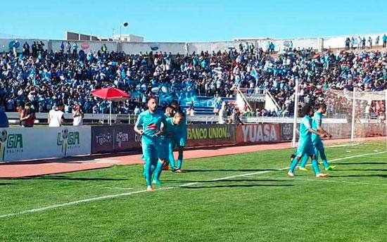 Video Universitario 0 - Bolívar 2 - Campeón Torneo Apertura 2017