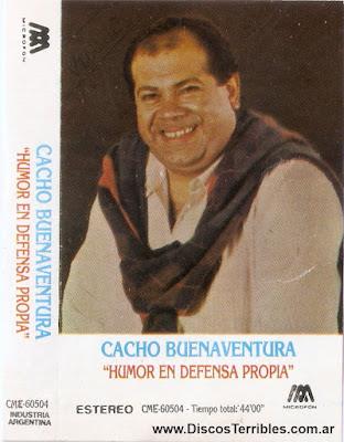 Cacho Buenaventura