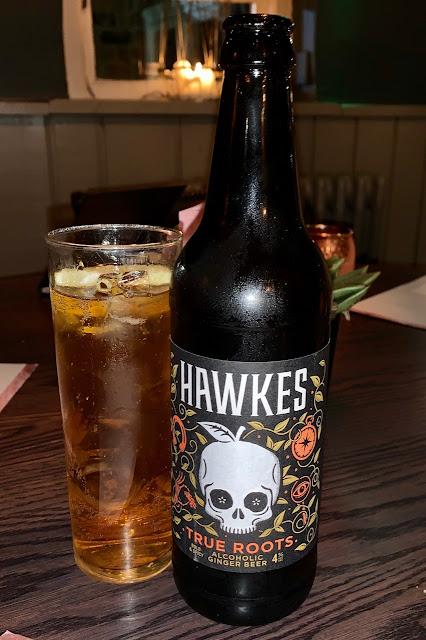 Hawkes True Roots Alcoholic Ginger Beer
