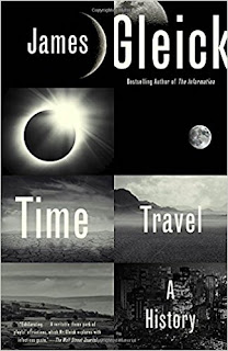 Time Travel: A History by James Gleick (Book cover)
