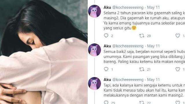 VIRAL Curhat Mahasiswi Hamil Duluan, 9 Bulan Tak Ada yang Tahu, Pacar Masih SMA, Nasib Kini Terkuak
