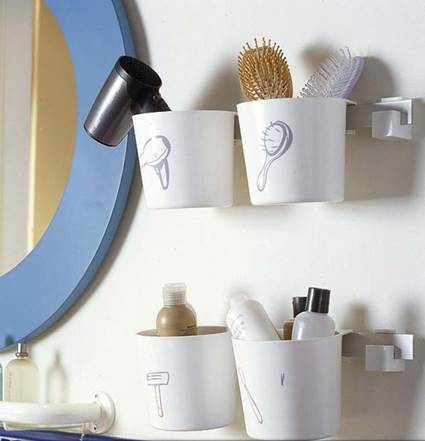5 Tips For Decorating Small And Simple Bathrooms 2