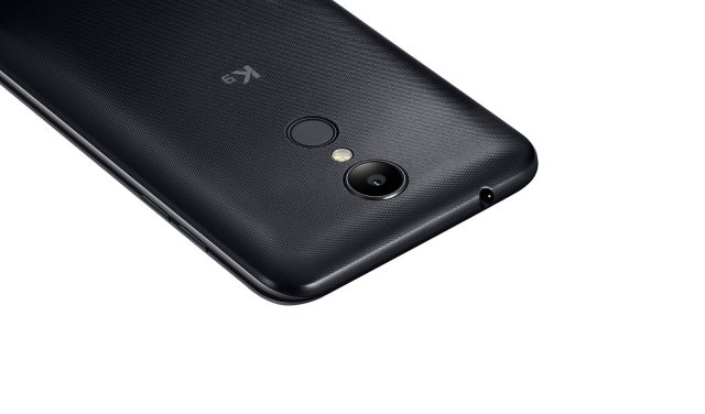 LG K8 (2018) announced in Russia as LG K9