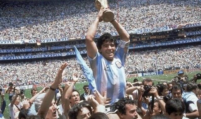 Morre nesta quarta-feira, 25 Diego Maradona