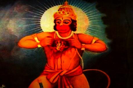 हनुमान को प्रिय है सिंदूर,hanumaan ko sindur kyu priya he