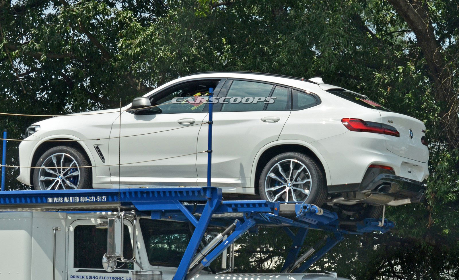 2019 Bmw X4 Looks To Make Crossover Coupes Attractive